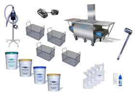 Morantz Parts Cleaning Upgrade Kit