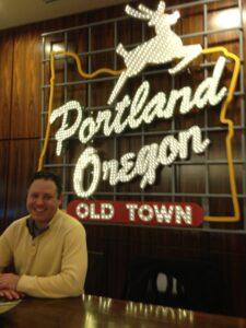 Neal Wiser, Morantz Representative in Portland