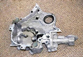 ENGINE PART clean