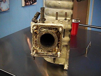 Engine Part-Before