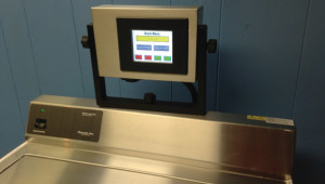 Medical machine Touch Screen