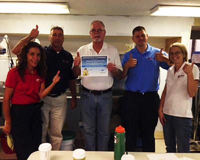 Puroclean Ohio Completes Training