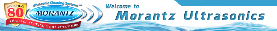 Morantz Ultrasonics
